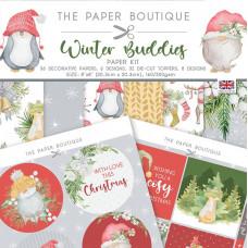 The Paper Boutique - Winter Buddies Paper Kit