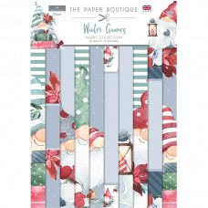 The Paper Boutique - Winter Gnomes Insert Collection