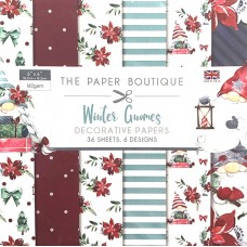 The Paper Boutique - Winter Gnomes 6x6 Paper Pad