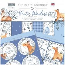 The Paper Boutique - Winter Wonders - Paper Kit