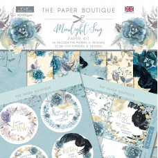 Moonlight Song Paper Kit
