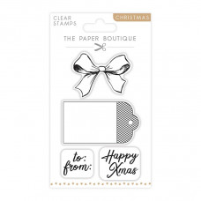 The Paper Boutique - Gift Tags A6 Stamp Set