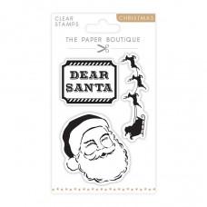 The Paper Boutique - Santa Claus A6 Stamp Set