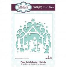 Paper Cuts Scene - Nativity Craft Die