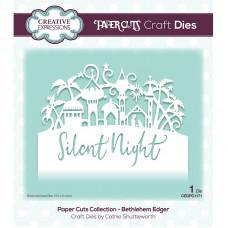 Paper Cuts Edger Craft Die - Bethlehem