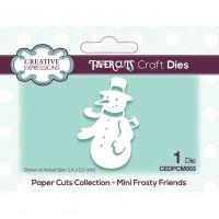 Paper Cuts - Mini Frosty Friends Craft Die