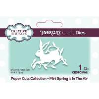 Paper Cuts Mini Craft Die - Spring Is In The Air