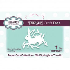 Paper Cuts Mini Craft Die - Spring Is In The Air