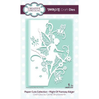 Paper Cuts - Flight Of Fantasy Edger Craft Die