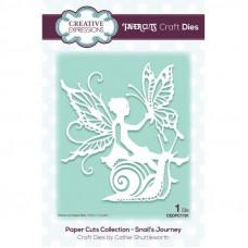 Paper Cuts - Snails Journey Craft Die