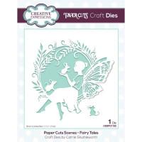 Paper Cuts Scene - Fairy Tales Craft Die