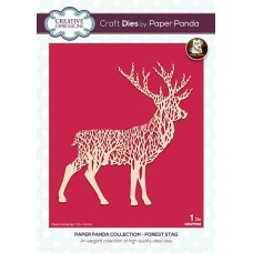 Paper Panda - Forest Stag Craft Die - DISPATCHING TUESDAY 14th JULY