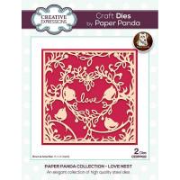 Paper Panda - Love Nest Craft Die