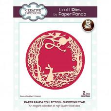 Paper Panda - Shooting Star Craft Die