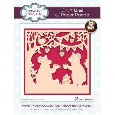 Paper Panda - Teddy Bears Picnic Craft Die