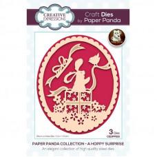 Paper Panda - A Hoppy Surprise Craft Die