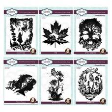 Paper Panda Silhouette Stamp Bundle - DISPATCH 3 - 5 DAYS