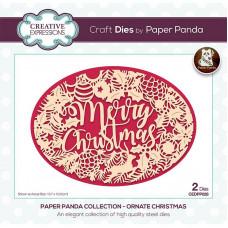 Paper Panda - Ornate Christmas Craft Die