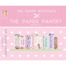 The Paper Boutique Paper Pantry Vol 6 – USB Collection