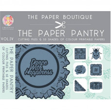 The Paper Boutique - Paper Pantry - Cutting Files Vol 4 USB Collection