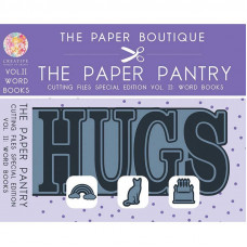 The Paper Boutique - Paper Pantry Special Edition - Cutting Files Word Books Vol 2 USB Collection