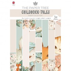The Paper Tree - Childhood Tales - A4 Insert Collection