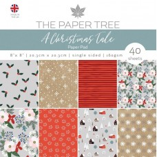 The Paper Tree - A Christmas Tale 8x8 Paper Pad