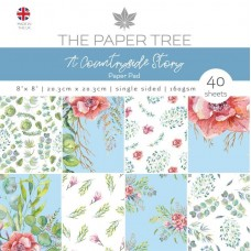 The Paper Tree - A Countryside Story 8x8 Paper Pad