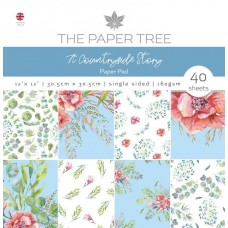The Paper Tree - A Countryside Story 12x12 Paper Pad