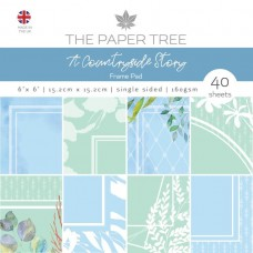The Paper Tree - A Countryside Story 6x6 Frames Pad
