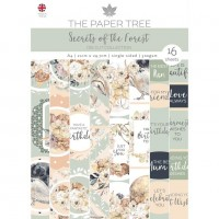 The Paper Tree - Secrets of the Forest - A4 Die Cut Sheets