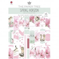 The Paper Tree - Spring Horizon A4 Die Cut Sheets