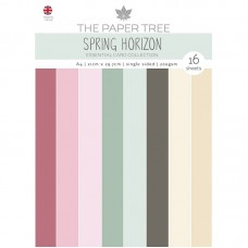 The Paper Tree - Spring Horizon A4 Essential Colour Card
