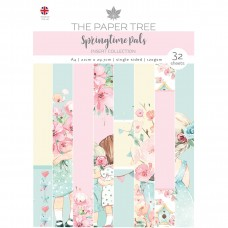 The Paper Tree - Springtime Pals - A4 Insert Collection