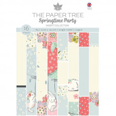 The Paper Tree - Springtime Party A4 Insert Collection