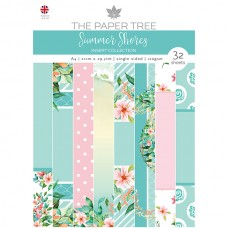 The Paper Tree - Summer Shores - A4 Insert Collection