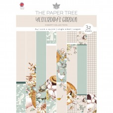 The Paper Tree - Yesterdays Garden A4 Insert Collection