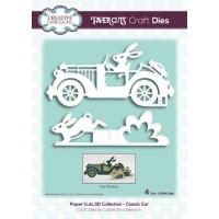 Paper Cuts 3D Collection - Classic Car