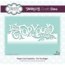 Paper Cuts Collection - For You Edger - DISPATCHING THURSDAY 21st FEBRUARY