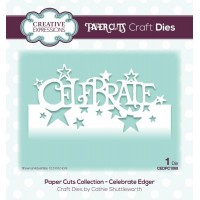 Paper Cuts Collection - Celebrate Edger