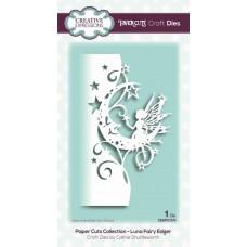 Paper Cuts Collection - Luna Fairy Edger Craft Die