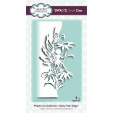 Paper Cuts Collection - Daisy Fairy Edger Craft Die