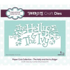 Paper Cuts Collection - The Holly and the Ivy Craft Die