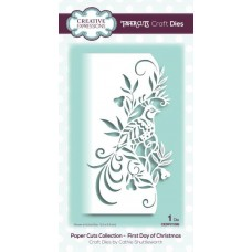 Paper Cuts Collection - First Day of Christmas Craft Die