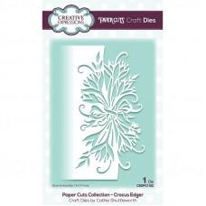Paper Cuts Edger Craft Die - Crocus
