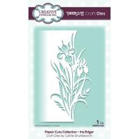 Paper Cuts Edger Craft Die - Iris