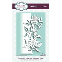 Paper Cuts Collection - Clematis Edger