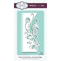Paper Cuts - Sea Horse Edger Craft Die