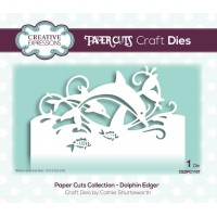 Paper Cuts - Dolphin Edger Craft Die