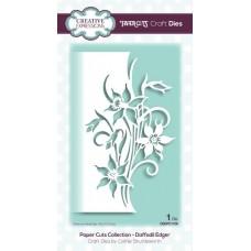 Paper Cuts - Daffodil Edger Craft Die